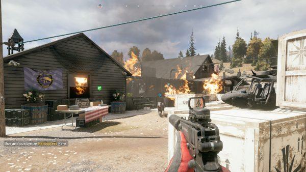 gambar game far cry 5 Game FPS PC Termantap Untuk Dimainkan