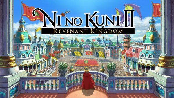 Ni No Kuni II Revenant Kingdom jagatplay 1