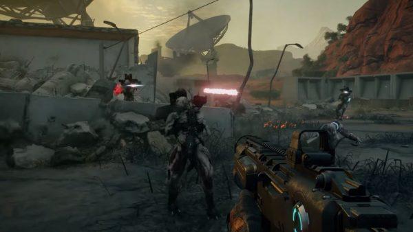 rage 2 first gameplay