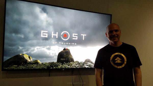 Ghost of Tsushima jagatplay presentation 1