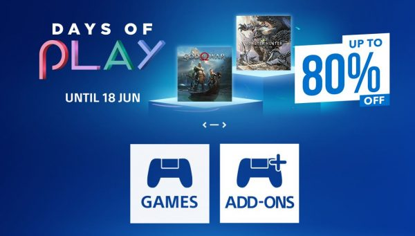 days of play 1