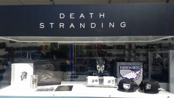 death stranding booth 1