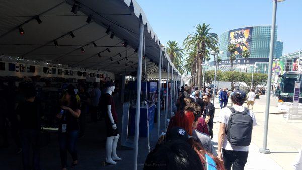 merch booth jagatplay e3 2018 8