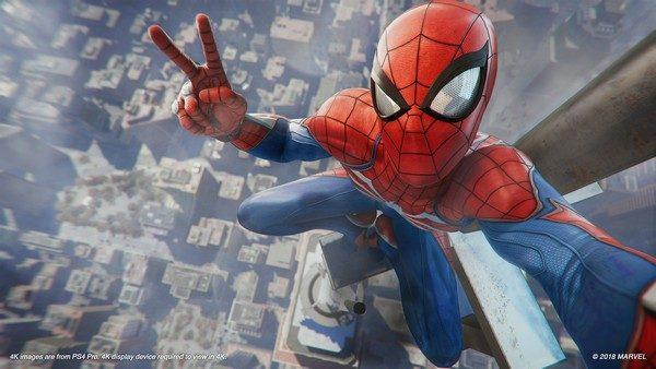 spiderman ps4 1