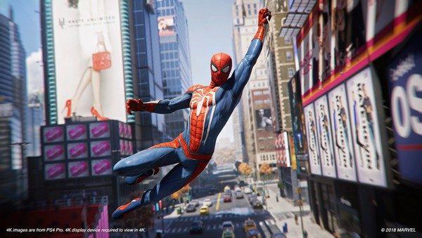 spiderman ps41