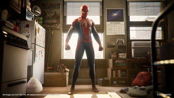 spiderman ps42