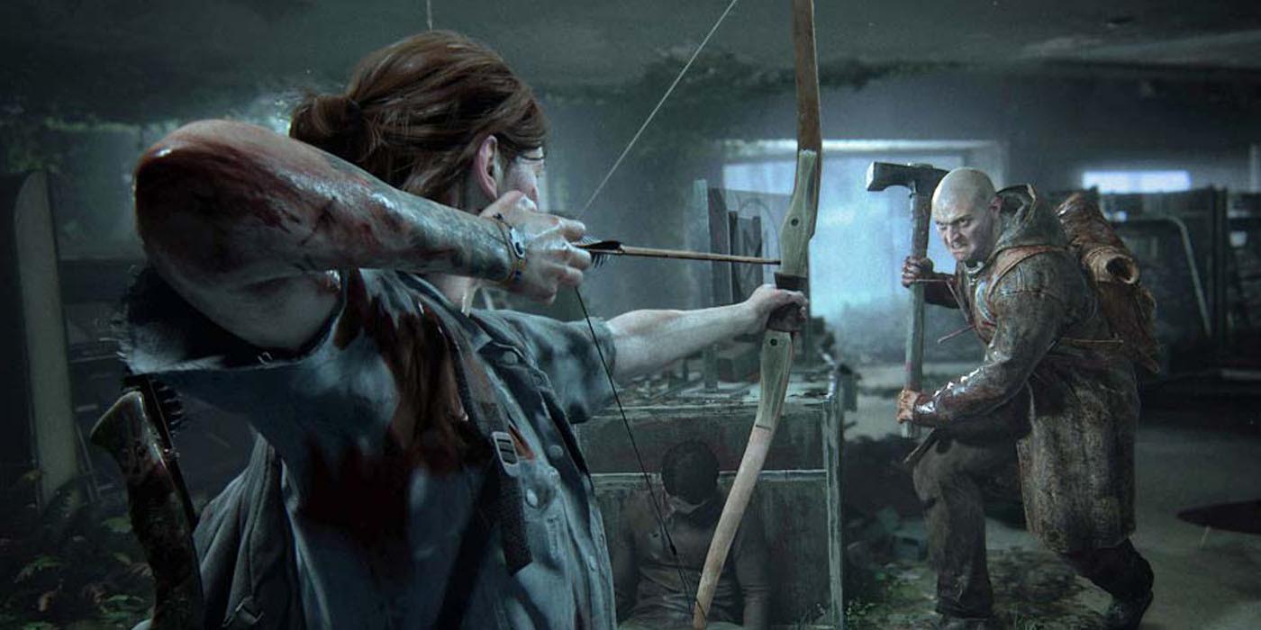 Hasil gambar untuk gambar game the last of us part 2