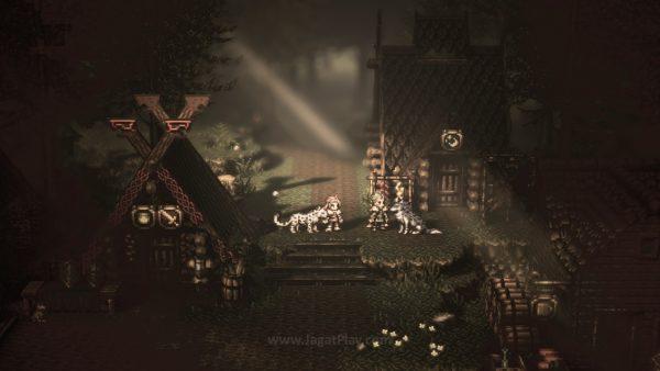 Octopath Traveler jagatplay part 1 6