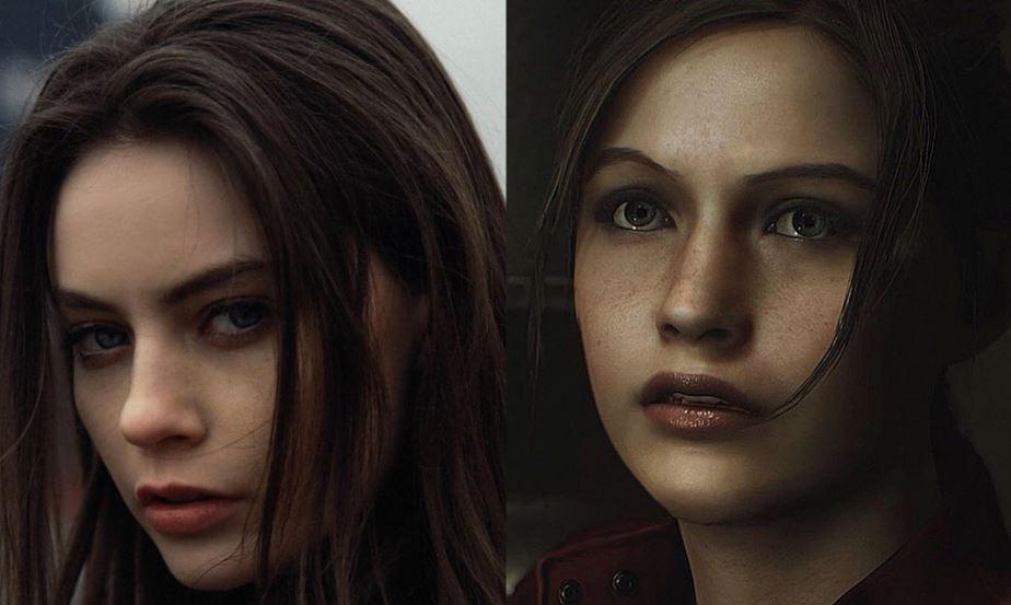 Model Wajah Untuk Karakter Resident Evil 2 Remake Terungkap