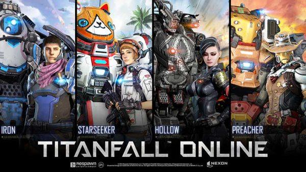 titanfall online 1