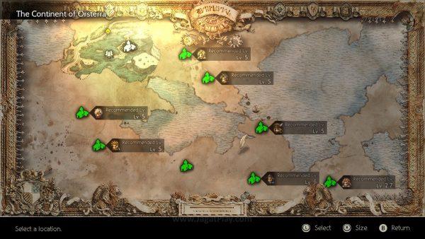 Octopath Traveler jagatplay part 1 34