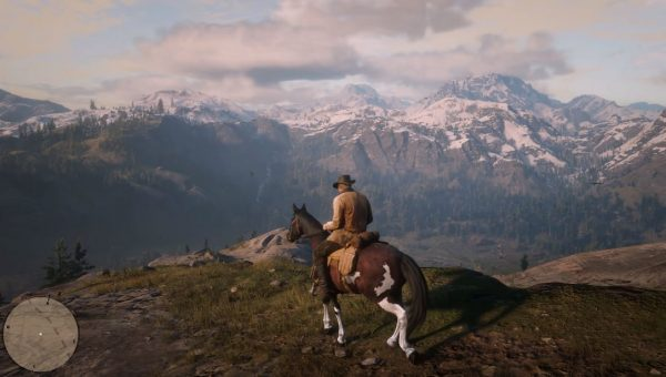 RDR2 new gameplay