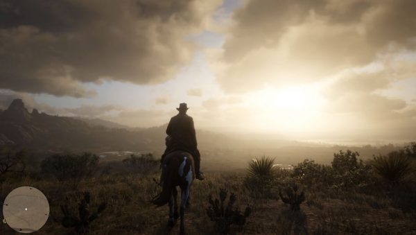 RDR2 new gameplay1