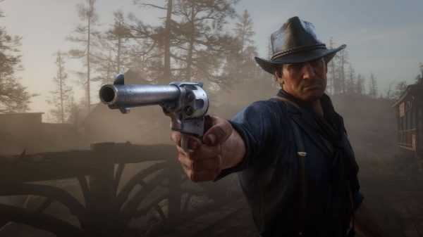 RDR2 new gameplay10