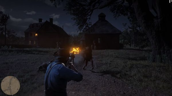 RDR2 new gameplay11