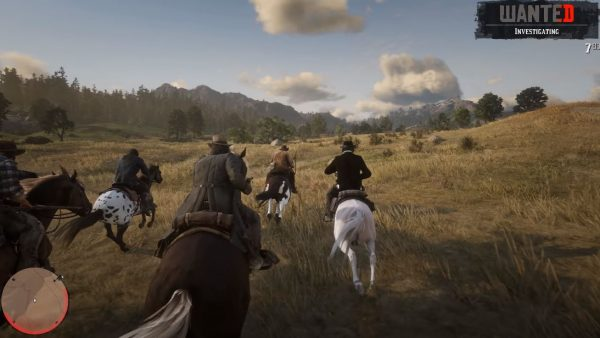 RDR2 new gameplay14