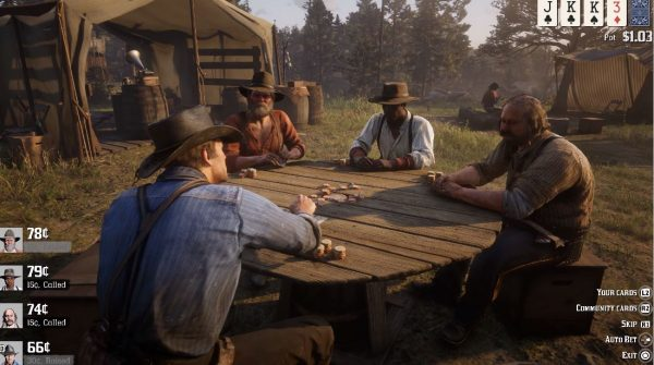 RDR2 new gameplay6
