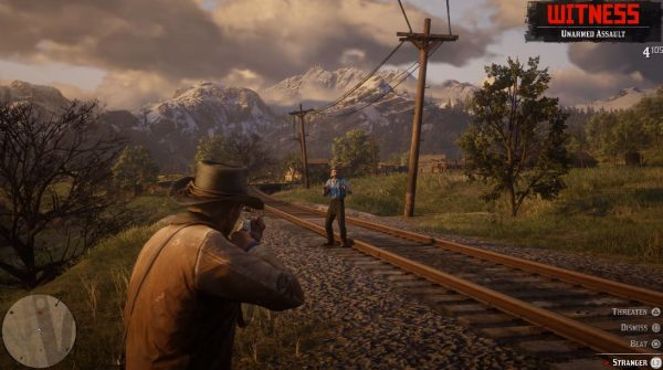 RDR2 new gameplay9