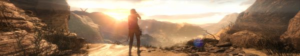 Rise of the Tomb Raider LG 32GK850G jagatplay 3