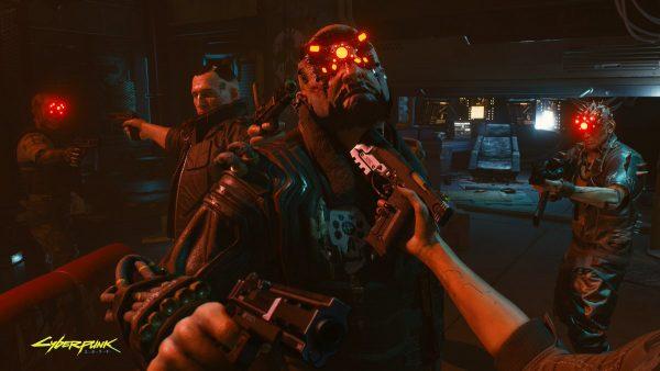 cyberpunk 2077 gamescom 20181