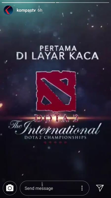 kompastv the international 2018 2