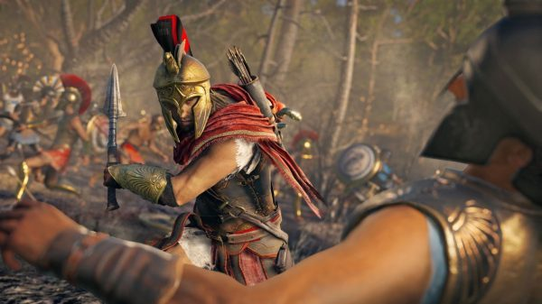 Assassin's Creed Odyssey Game PC Terbaru