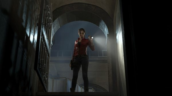 resident evil 2 claire1