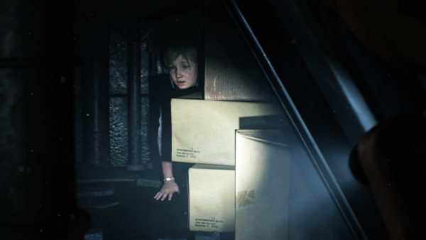 resident evil 2 claire2