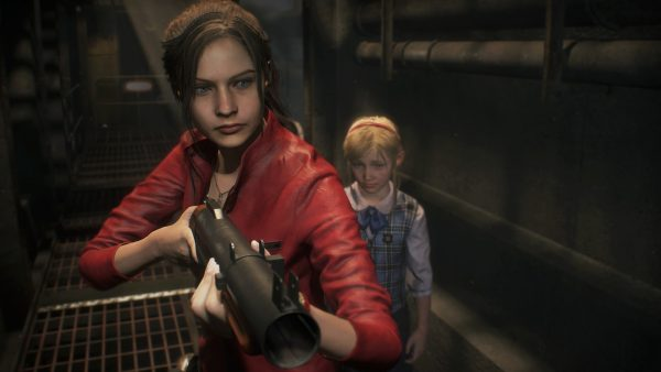 resident evil 2 claire5