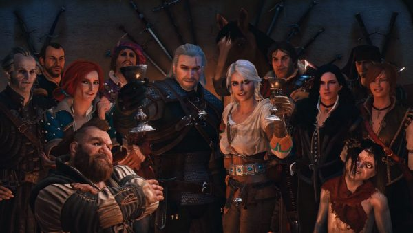 the witcher 3 10th celebration