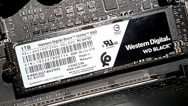Feat Image WD Black SSD