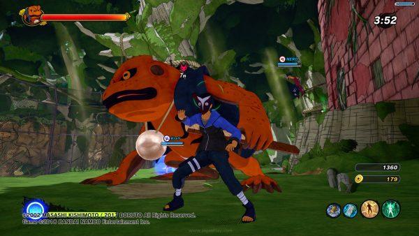 Naruto to boruto shinobi striker jagatplay 108