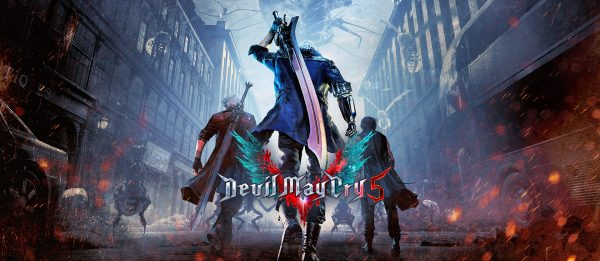 devil may cry 5 3characters