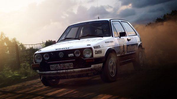 dirt rally 22