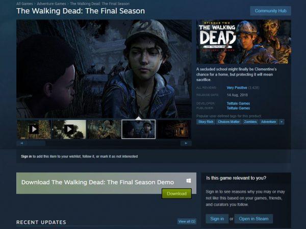 the walking dead final season2
