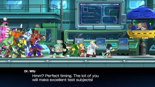 Mega Man 11 jagatplay 5