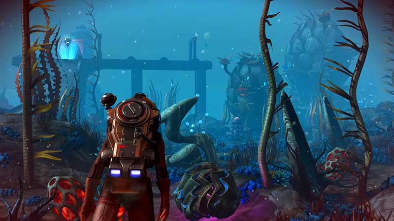 NMS the abyss