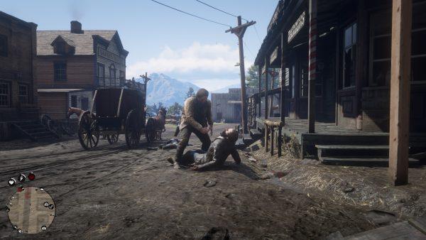 Red Dead Redemption 2 jagatplay part 1 123