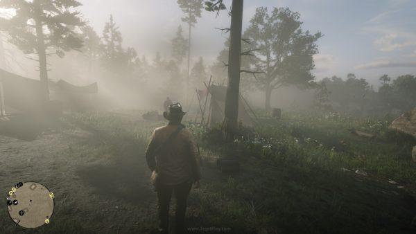 Red Dead Redemption 2 jagatplay part 1 130