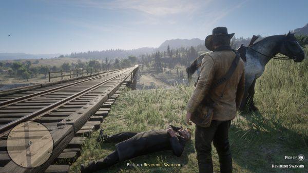 Red Dead Redemption 2 jagatplay part 1 205