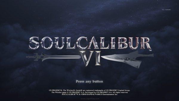 Soul Calibur VI jagatplay part 1 2