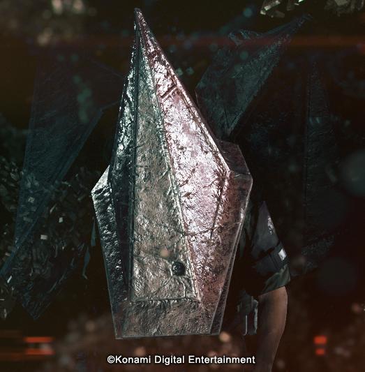 pyramid head metal gear survive 1