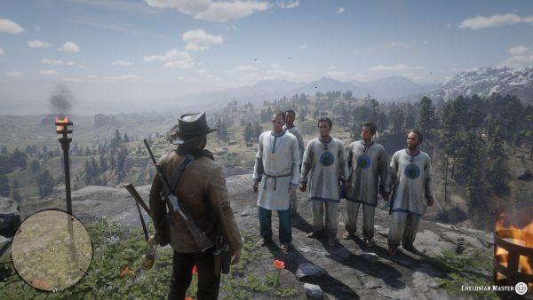 Red Dead Redemption 2 jagatplay part 2 10