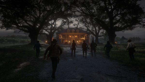 Red Dead Redemption 2 jagatplay part 2 135