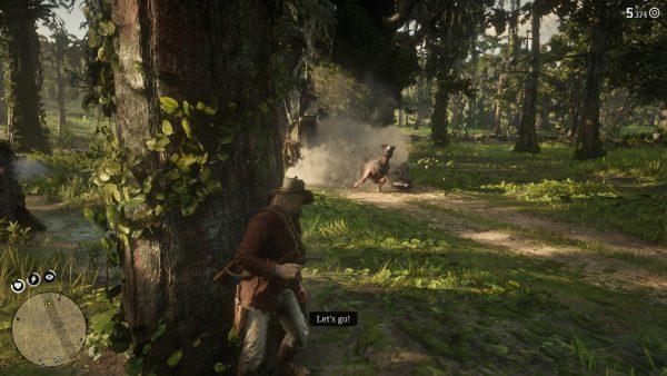Red Dead Redemption 2 jagatplay part 2 163