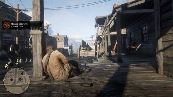 Red Dead Redemption 2 jagatplay part 2 19