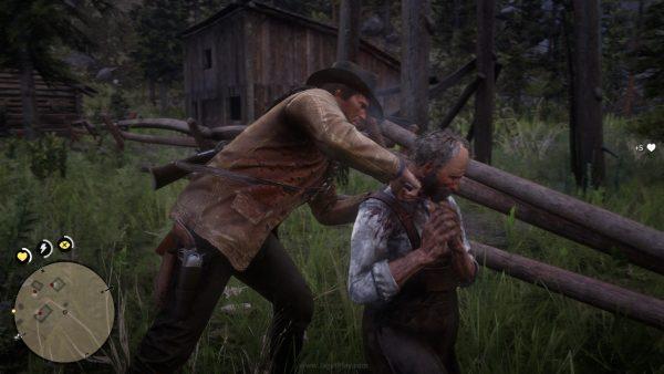 Red Dead Redemption 2 jagatplay part 2 24