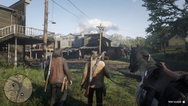 Red Dead Redemption 2 jagatplay part 2 49