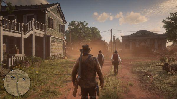 Red Dead Redemption 2 jagatplay part 2 68