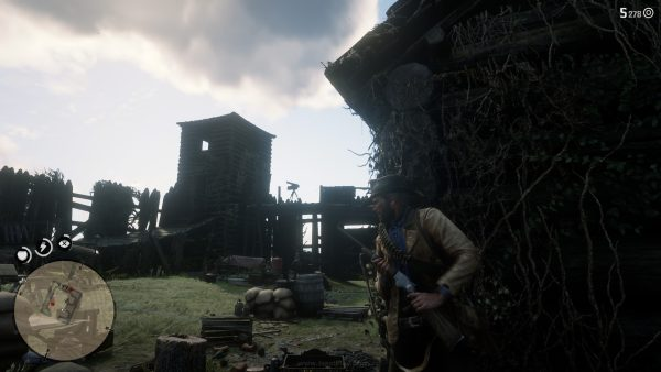 Red Dead Redemption 2 jagatplay part 2 89